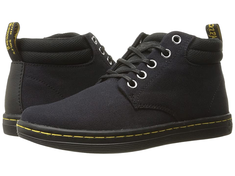 Dr. Martens Belmont (Black Canvas) Women