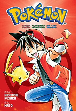 Pokémon. Red Green Blue - Volume 1