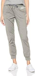 Skechers Active Women's Chill Jogger Pant, Sporty Light Heather Grey, XXL