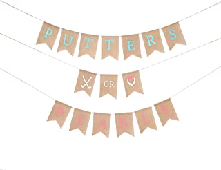 Baby Gender Reveal Party Supplies - Burlap Banner for Gender Reveal,Perfect Gender Reveal Ideas Theme, Boy or Girl Banner for Party Decorations, Unique Baby Shower Ideas