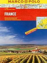 France Marco Polo Road Atlas