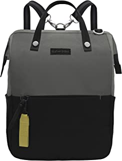 Sherpani Dispatch,Lightweight Handbag, Backpack, and Crossbody bag for Women, with RFID Protection, and 13 Inch Laptop Sleeve