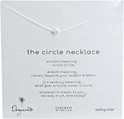 Dogeared - Circle Necklace
