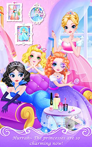 『Sweet Princess Beauty Salon』の6枚目の画像