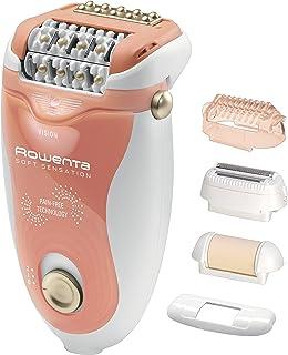 Rowenta Soft Sensation EP5720F0 - Depiladora, 2 velocidades