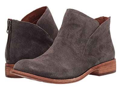 Kork-Ease Ryder (Grey Suede 2) Women