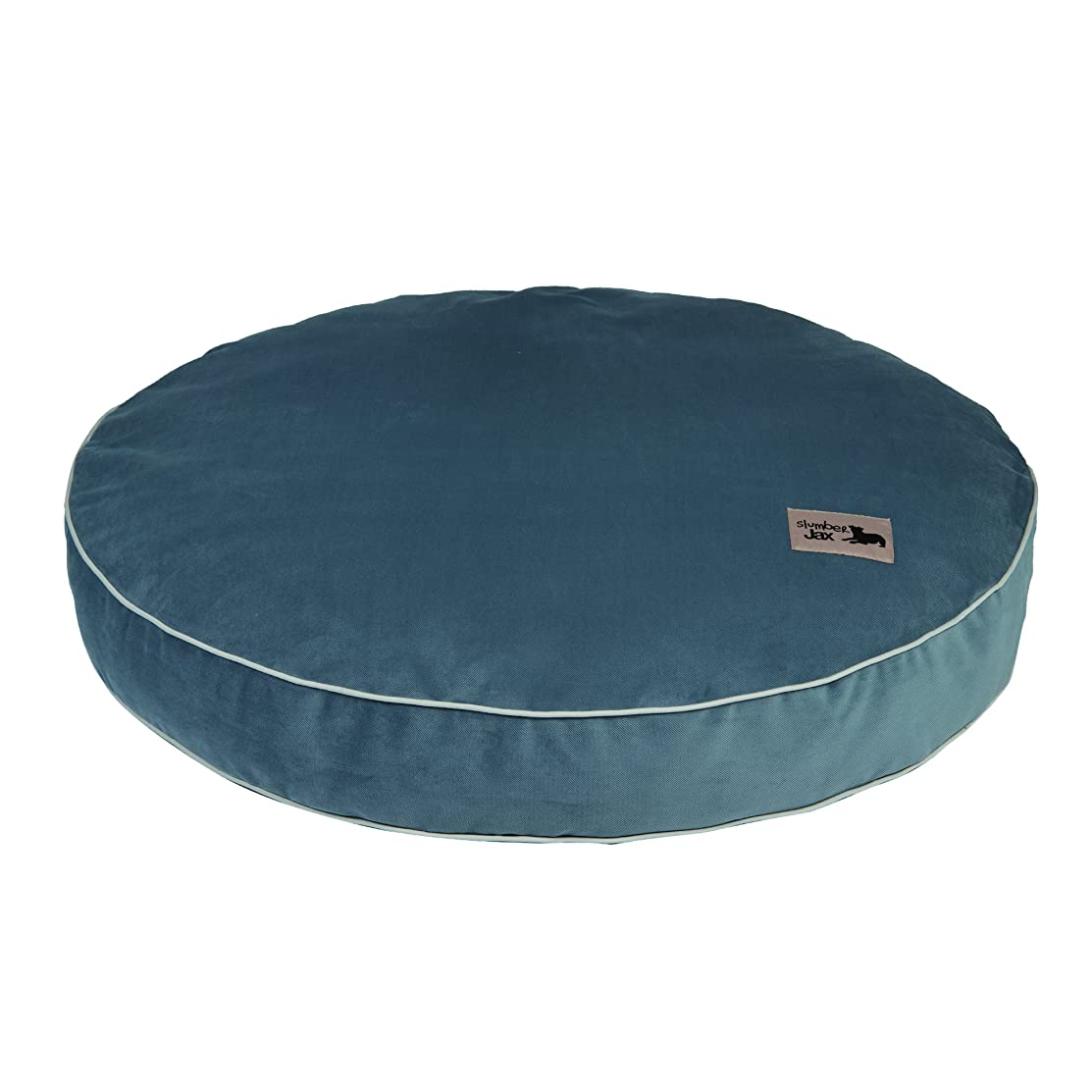Slumber Jax Round Pillow Dog Bed