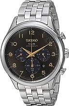 [セイコー]Seiko Watches 腕時計 Seiko 'Solar Chronograph' Quartz Stainless Steel Casual Watch, SSC563 メンズ [並行輸入品]