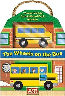 Woodworks Nursery Rhymes: Wheels on the Bus