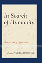 In Search of Humanity: Essays in Honor of Clifford Orwin
