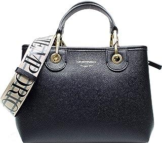 Emporio Armani Damen-Tasche Y3D166YFO5B schwarz