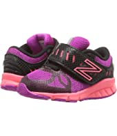 New Balance Kids - Electric Rainbow 200 H&L (Infant/Toddler)