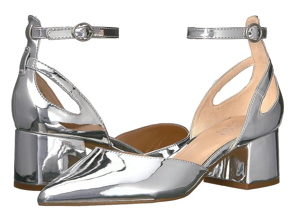 Franco Sarto Caleigh (Silver Metallic PU) Women