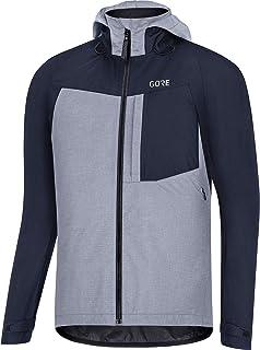 GORE WEAR Men's C5 GORE-TEX Trail Hooded Jacket