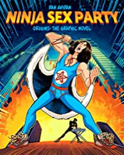 Download Book Ninja Sex Party: The Graphic Novel, Part I: Origins - Dan Avidan & Brian Wecht PDF