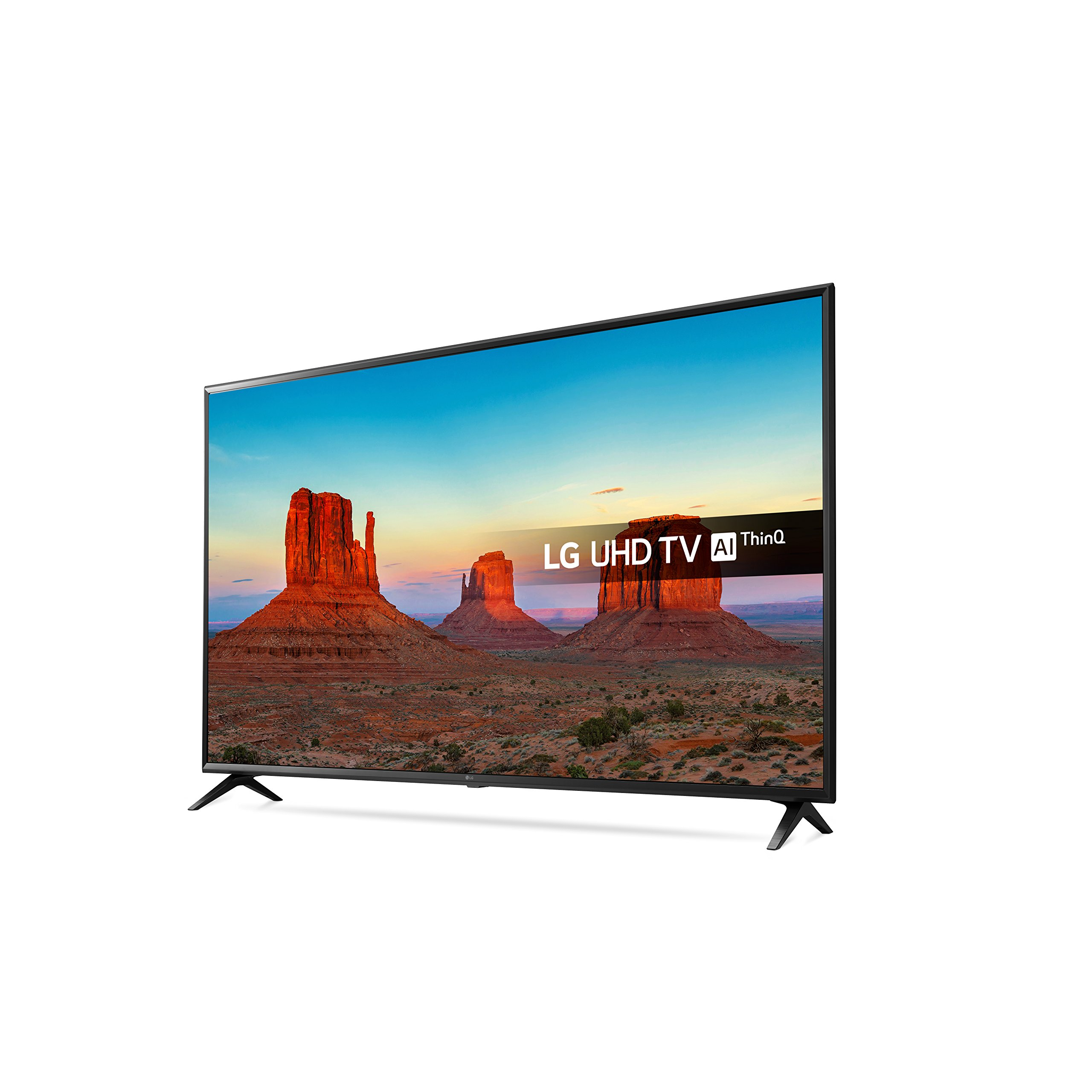LG Electronics 65uk6300plb de 65 Pulgadas uhd 4k HDR Smart TV led con TDT Play: Amazon.es: Electrónica