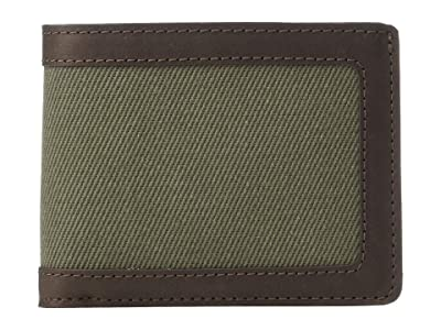 Filson Outfitter Wallet (Otter Green) Wallet Handbags
