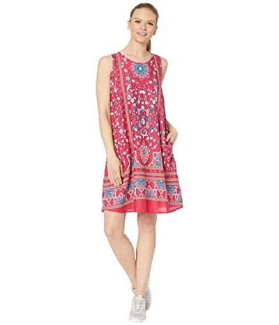Aventura Clothing Stacia Dress (Raspberry Wine) Women