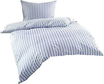 Suchergebnis Auf Amazonde Für Bettwäsche Blau Weiß Gestreift