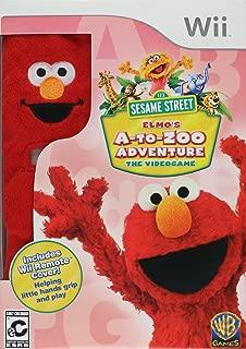 Sesame Street: Elmo's A-to-Zoo Adventure - Nintendo Wii