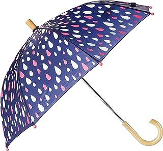 Hatley Girl's Printed Umbrella Raincoat