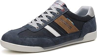 ARRIGO BELLO Sneakers Uomo Scarpe da Ginnastica Sportive Casual Running Fitness Basse Trekking Interior all'Aperto 40-46