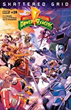 MIGHTY MORPHIN POWER RANGERS #28 MAIN SG AVAILABLE 6/20/2018
