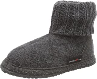 Haflinger Toddler-Size Boiled Wool Slipper Boots (9 Months – 4 Years)