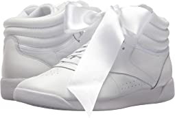 Reebok Lifestyle - Freestyle Hi Satin Bow