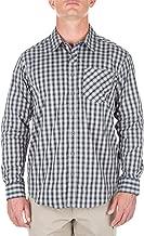 5.11 Tactical Men's Covert Flex Long Sleeve Shirt, Moisture Wicking, Button-Up, Style 72428