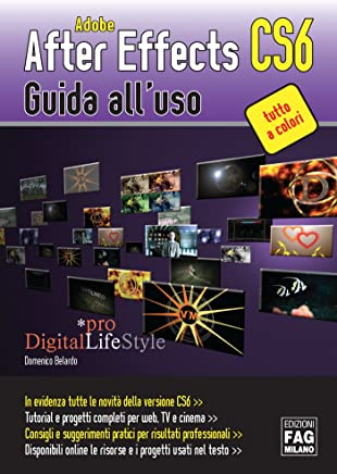Adobe After Effects CS6 – Guida alluso