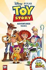 Disney·PIXAR Toy Story Adventures Volume 2 (Graphic Novel) Paperback