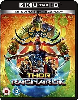 Thor Ragnarok 4K Including 2D 2017 Region Free