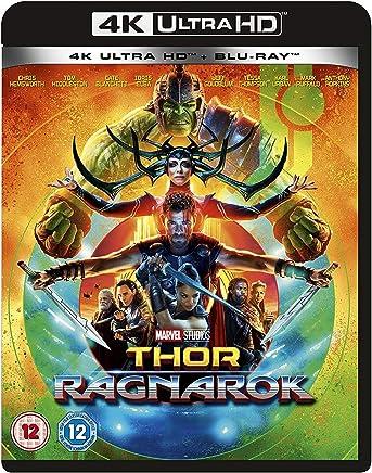 Thor Ragnarok 4K ULTRA HD + BLU.RAY  UK