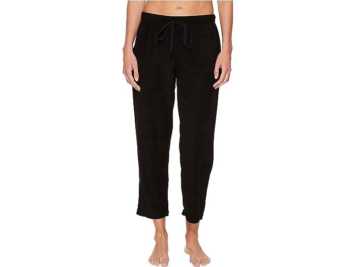 Dark Grey Active Soft Capri Pants XL,MD,Tek Gear Elastic Drawstring waist 2 pock