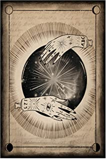 Trademark Fine Art Fortune Tarot I by Victoria Borges, 12x19