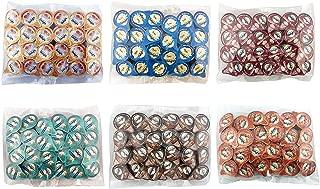 International Delight Liquid Creamer Singles - 6 Flavor Assortment (144 Pack)NEW Custom Leak Resistant Packaging
