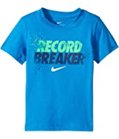 Nike Kids - Record Breaker Tee (Toddler)