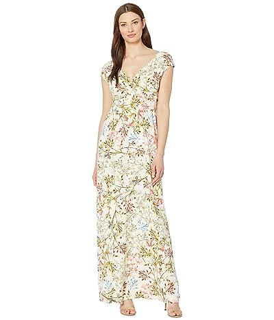 Tiffany Rose Alana Maternity Maxi Dress (Watercolor Meadow) Women