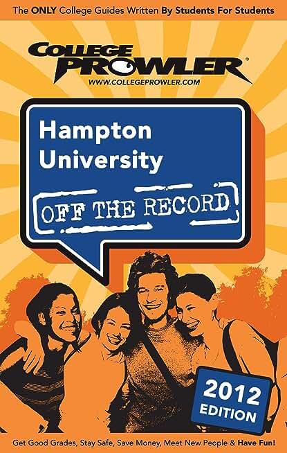 Hampton University 2012 (English Edition)