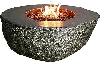 natural gas deck fireplace