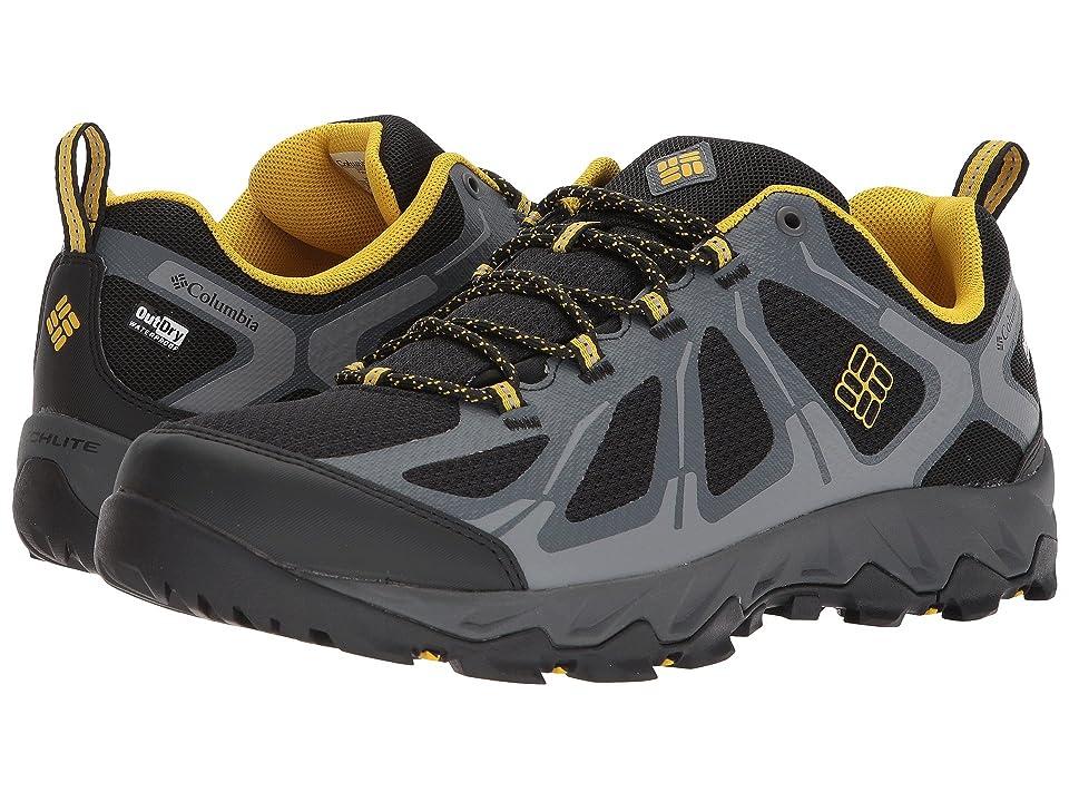 Columbia Peakfreak XCRSN II Xcel Low Outdry(r) (Black/Electron Yellow) Men