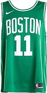 NIKE Kyrie Irving Boston Celtics Kelly Green Swingman Icon Edition Jersey - Men's XL (X-Large)