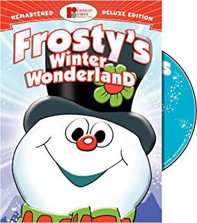 Frosty's Winter Wonderland:DE (DVD)