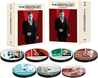 THE MENTALIST/メンタリスト 1st-7th シーズン DVD全巻セット (36枚組)