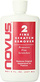 NOVUS 2  Plastic Fine Scratch Remover - 8 oz.