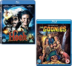 Hook - Goonies - 2 Movie Bundling Blu-ray