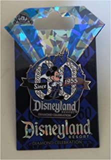 disney diamond celebration pins