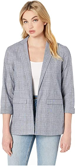 Wheeler Plaid Blazer