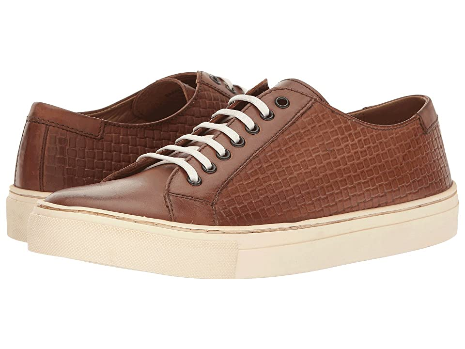 Image of Base London Freeman (Tan) Men's Lace up casual Shoes
